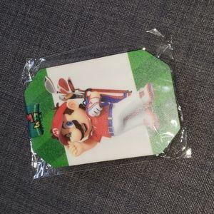 MARIO GOLF: Super Rush ID TAG (My Nintendo Store